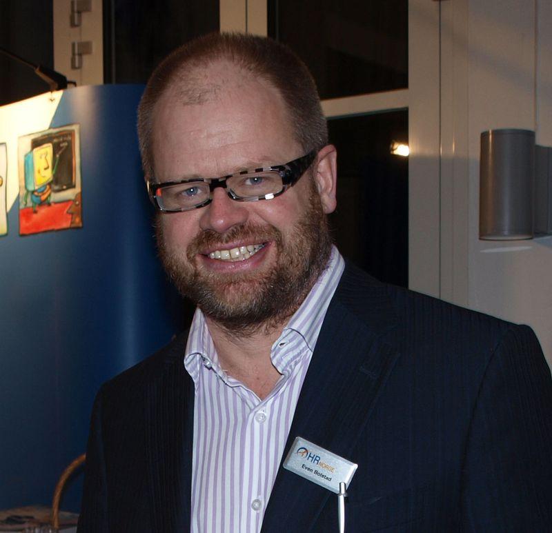Norway_Even Bolstad Daglig leder HR Norge jan09